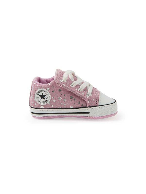 Converse Scarpa da Neonata Rosa All Star Cribster
