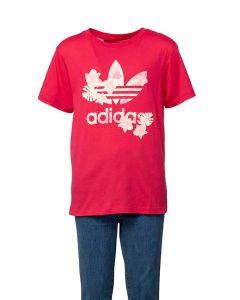 Adidas T-shirt da Ragazza a Manica Corta
