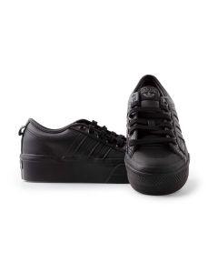 Adidas Scarpa da Donna Nera Platform