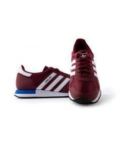 Adidas Scarpa da Uomo USA 84 Bordeaux