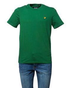 Lyle & Scott T-Shirt da Uomo Tinta Unita