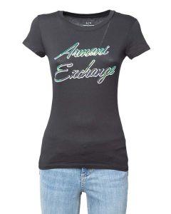 Armani AX T-shirt da Donna a Manica Corta
