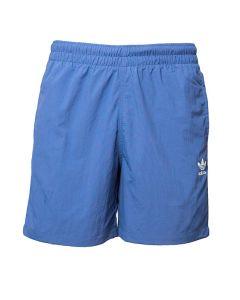 Adidas Pantalone da Uomo da Nuoto Azzurro
