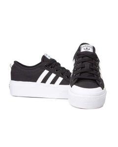 Adidas Scarpa da Donna Nizza Platform Nera