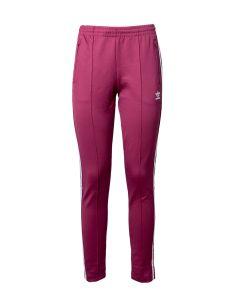 Adidas Pantalone da Donna Acetato Bordeaux