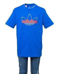 Adidas T-shirt da Ragazzo a Manica Corta