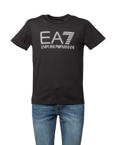 EA7 Armani T-shirt da Uomo a Manica Corta