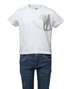 Ciesse Piumini T-shirt da Ragazza Crop