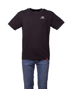 New Balance T-Shirt da Uomo a Maniche Corte NB Essential