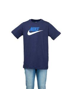 Nike T-Shirt da Ragazzo con Logo Big Sportswear