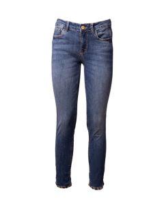 Liu Jo Jeans da Donna a Gamba Cropped