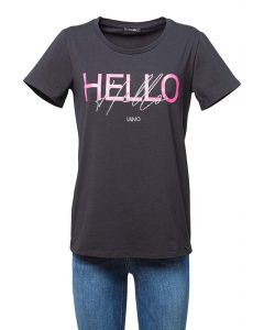 Liu Jo T-shirt da Donna a Manica corta