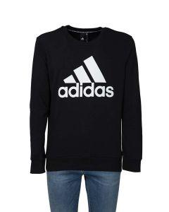 Adidas Felpa da Uomo Girocollo Must Haves con Logo