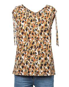 Molly Bracken T-shirt da Donna a Top