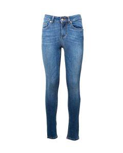Liu Jo Jeans Donna Skinny Fit a Lavaggio Medio, Vita Media