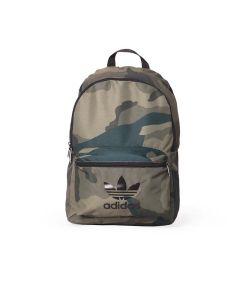 Adidas Zaino Camouflage Classico Medio