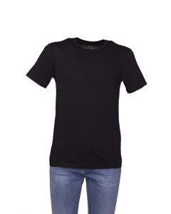 Armani Ax T-Shirt da Uomo Slim Fit in Tinta Unita
