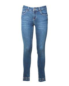 Liu Jo Jeans da Donna Borchie in Fondo