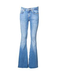 Liu Jo Jeans da Donna a Zampetta Vita Alta