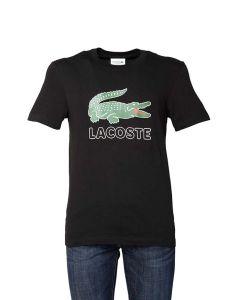 Lacoste T-Shirt uomo in Cotone con Logo