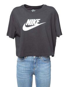 Nike T-Shirt da Donna Corta Sportswear Essentials Larga