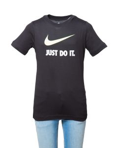 Nike T-Shirt Junior Sportswear con Logo Just Do It
