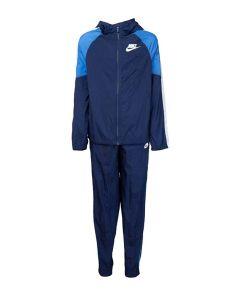 Nike Tuta Junior Sportswear con Spalle Bicolori